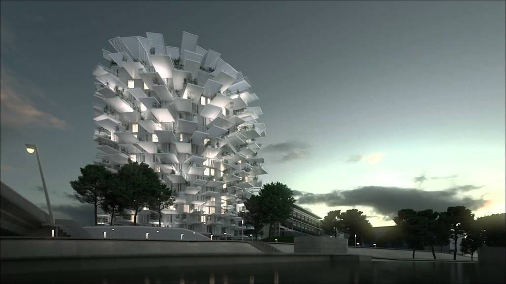 LArbe Blanc by Sou Fujimoto Architects courtesy YouTube