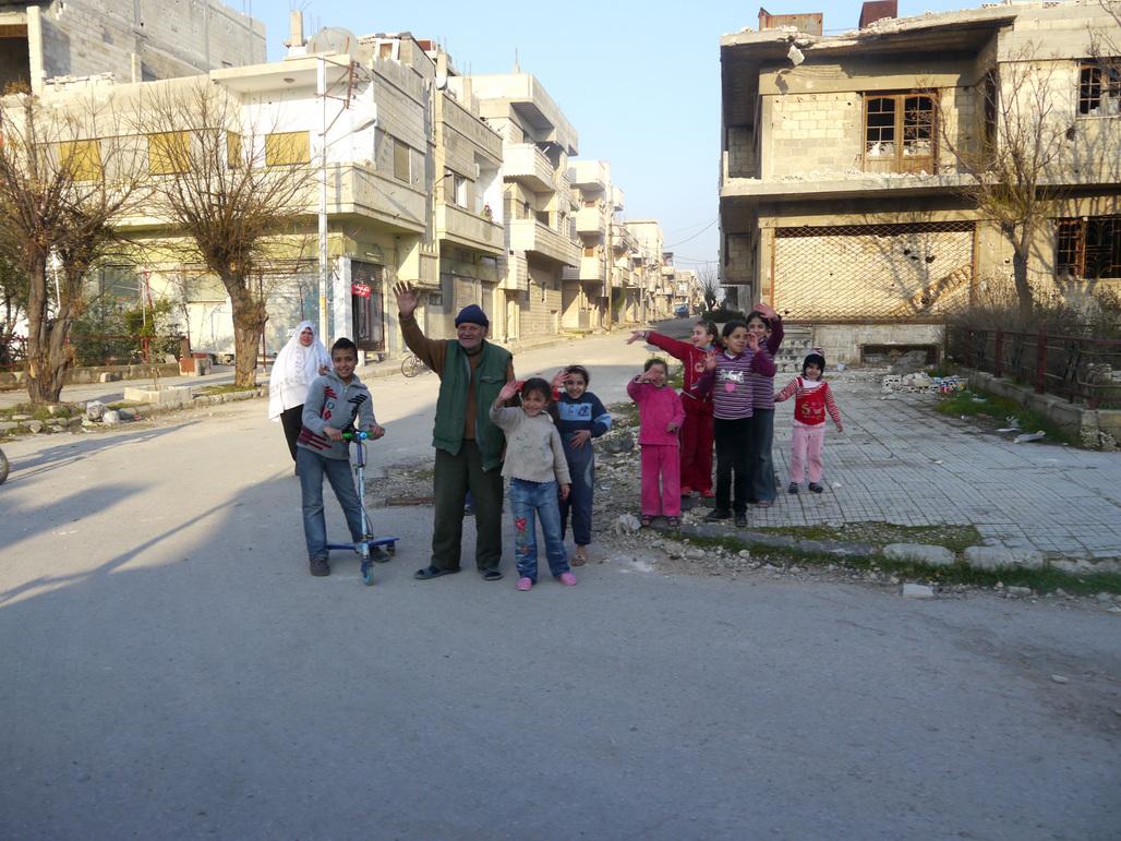 Urban Syria © UN-Habitat.