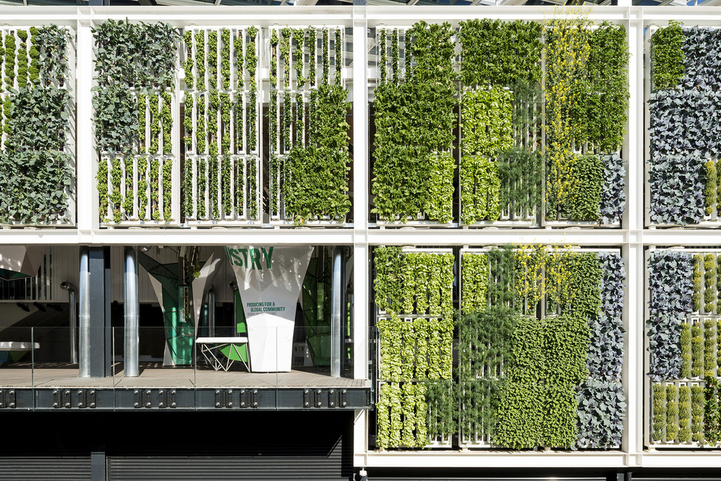USA Pavilion Expo Milano 2015 in Milan, Italy by Biber Architects in collaboration with Genius Loci Architettura S.r.l., Nussli Italia S.r.l., dlandstudio, Tillotson Design Associates, Thinc Design, Pentagram, ESA Engineering, SCE Project