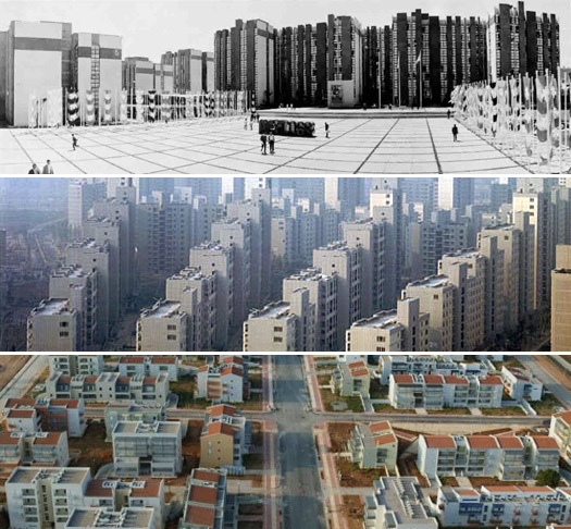 Olympic Village Apartments: Olympic Urbanism: The Athletes' Village
