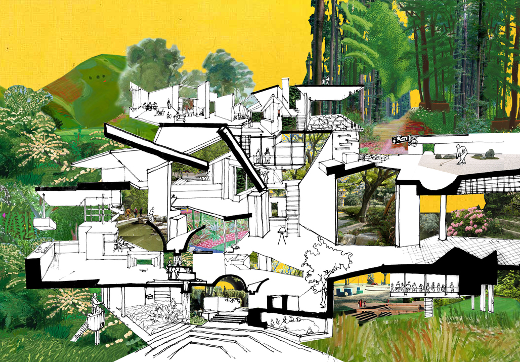 With 39 ways of life 39 19 architects reimagine what it means to live and work in nature features - Estudios arquitectura bilbao ...