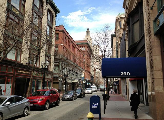Providence, RI (HuffPost; Photo: FK Benfield)