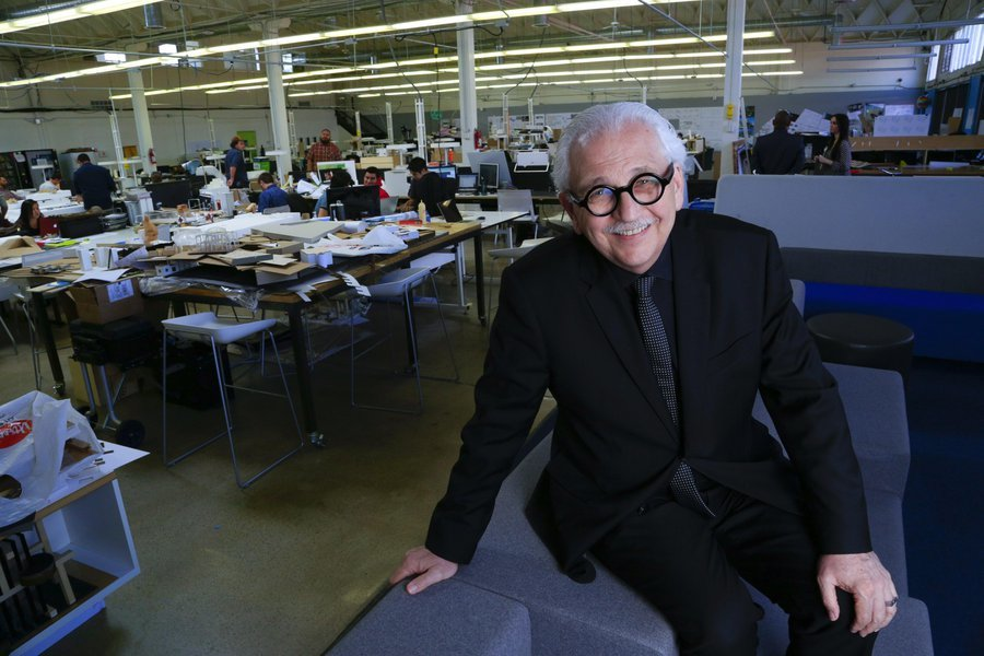 Newschool of Architecture and Designs new President Marvin Malecha. (Photo: Nelvin C. Cepeda; Image via sandiegouniontribune.com)