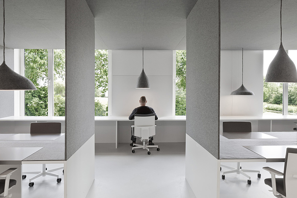 office 04 / Tribal DDB in Amsterdam, the Netherlands by i29 interior architects