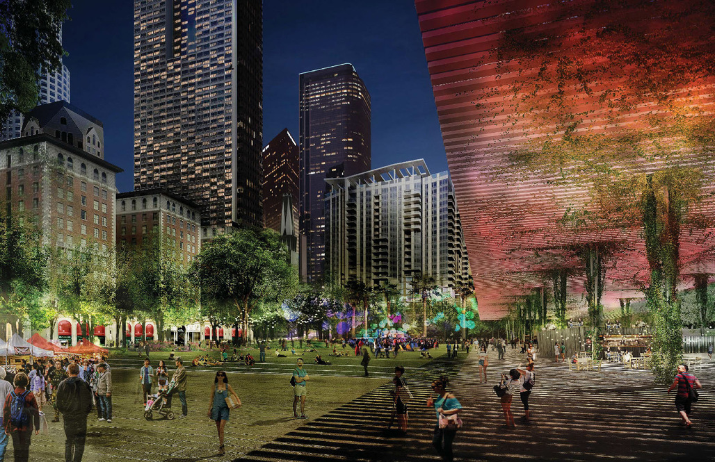From Agence Ter and Teams Pershing Square Renew proposal. Image: Agence Ter and Team.