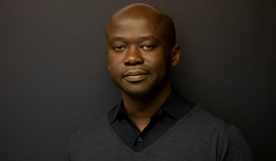 David Adjaye. Photo: Ed Reeve