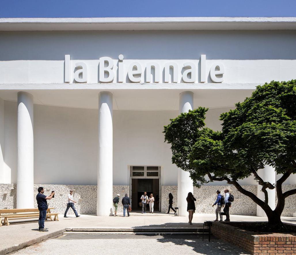 Photo via La Biennale di Venezia/Facebook.