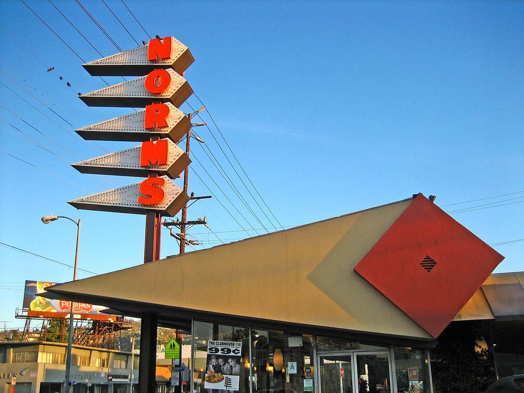 A view of Norms (image via flickr.com/ronslog)