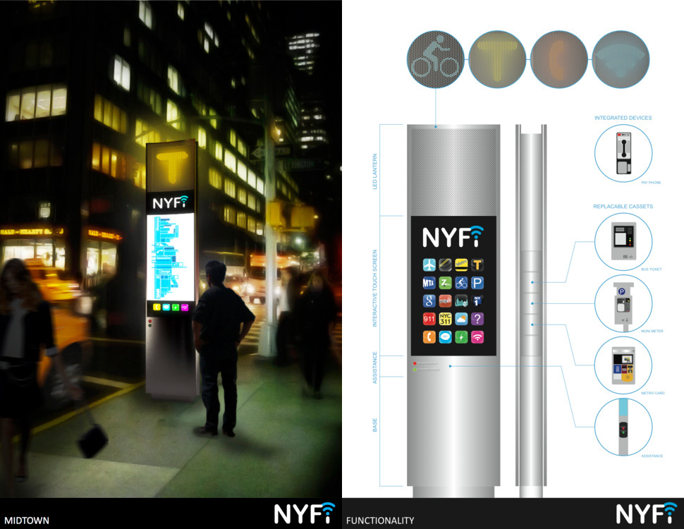Connectivity Award: NYfi by Sage and Coombe Architects (Courtesy NYC Mayors Office)