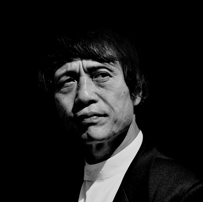 Tadao Ando (via Wikipedia).