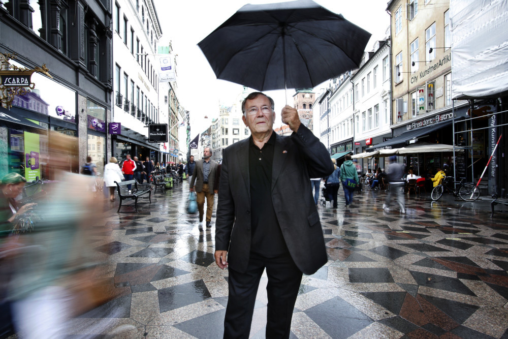 Jan Gehl. Photograph: Henningsson/Gehl Architects
