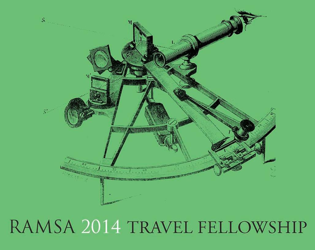 Image courtesy RAMSA Travel Fellowship