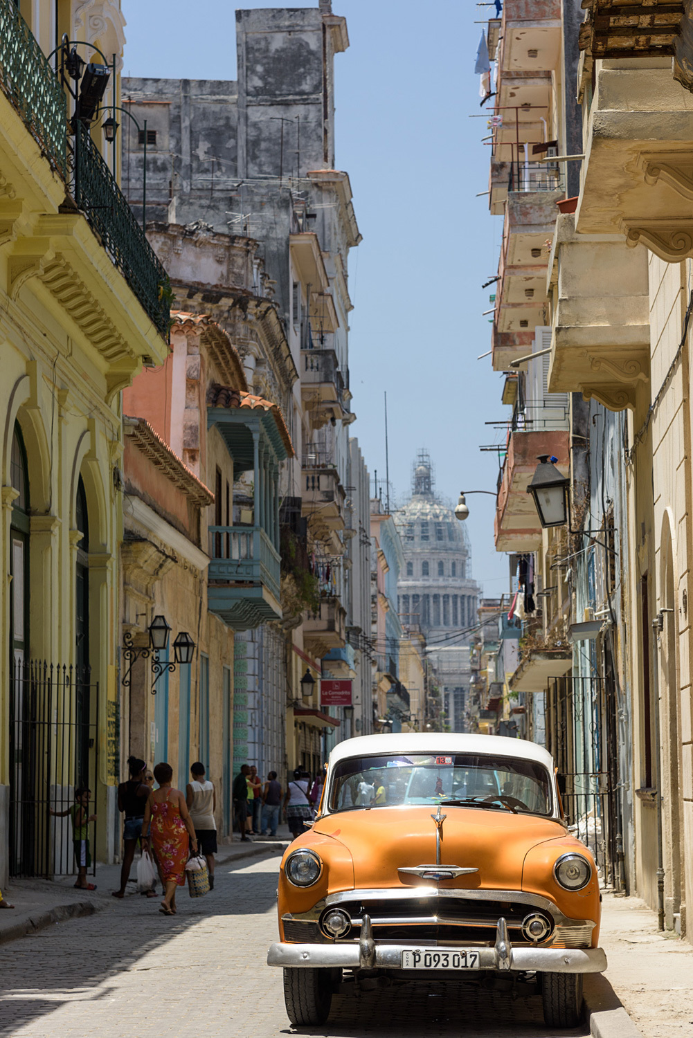 The Guardian's Oliver Wainwright writes that Havana's real estate micro-capitalism