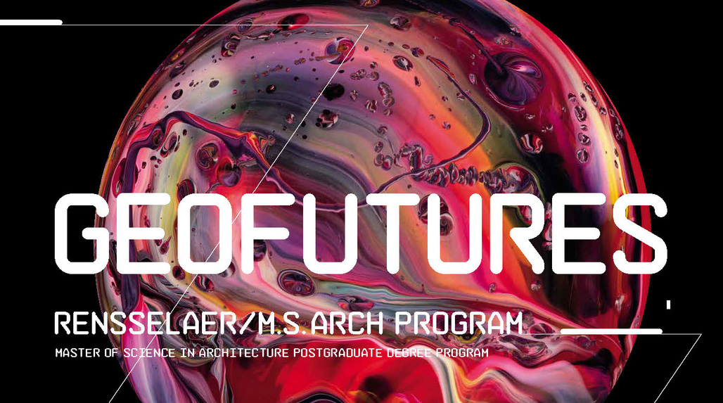 The Geofutures Master of Science in Architecture (MSArch) is a one-year postgraduate program intended for students who already hold a professional undergraduate degree in architecture (BArch or equivalent) but would like to obtain a masters degree. The program is also open to students interested in advanced graduate study who hold an undergraduate non-professional degree from a related field of study in the arts, sciences, or humanities.