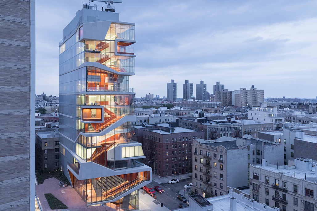 Architecture Category - Best in Competition + Honor: Diller Scofidio + Renfro for The Roy and Diana Vagelos Education Center. Photo © Iwan Baan.