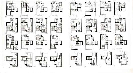 Herman Hertzberger- Diagoon Houses, Delft, The Netherlands, 1970