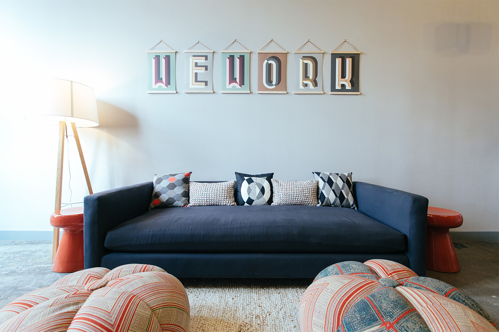 If this is what working looks like, we cant wait to see living. (Image of WeWorks Boston location, courtesy of WeWork.)