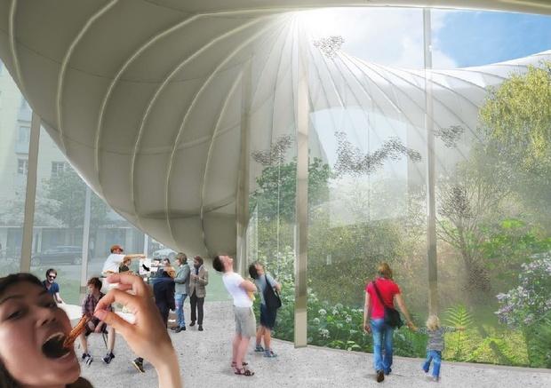 Belatchew Arkitekter, via Citylab.