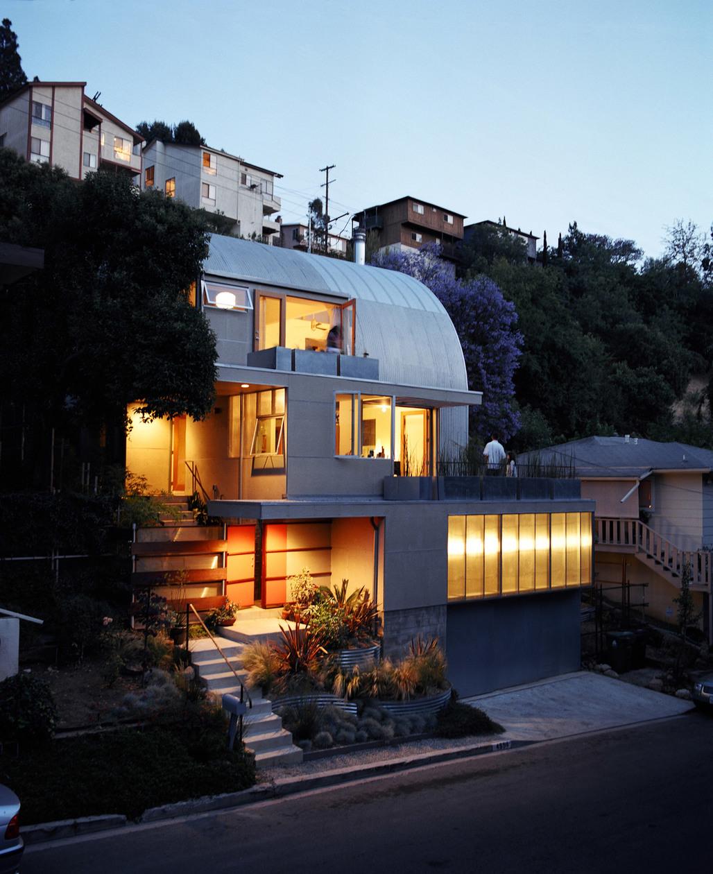 Fung + Blatt Residence in Los Angeles, CA by Fung + Blatt Architects