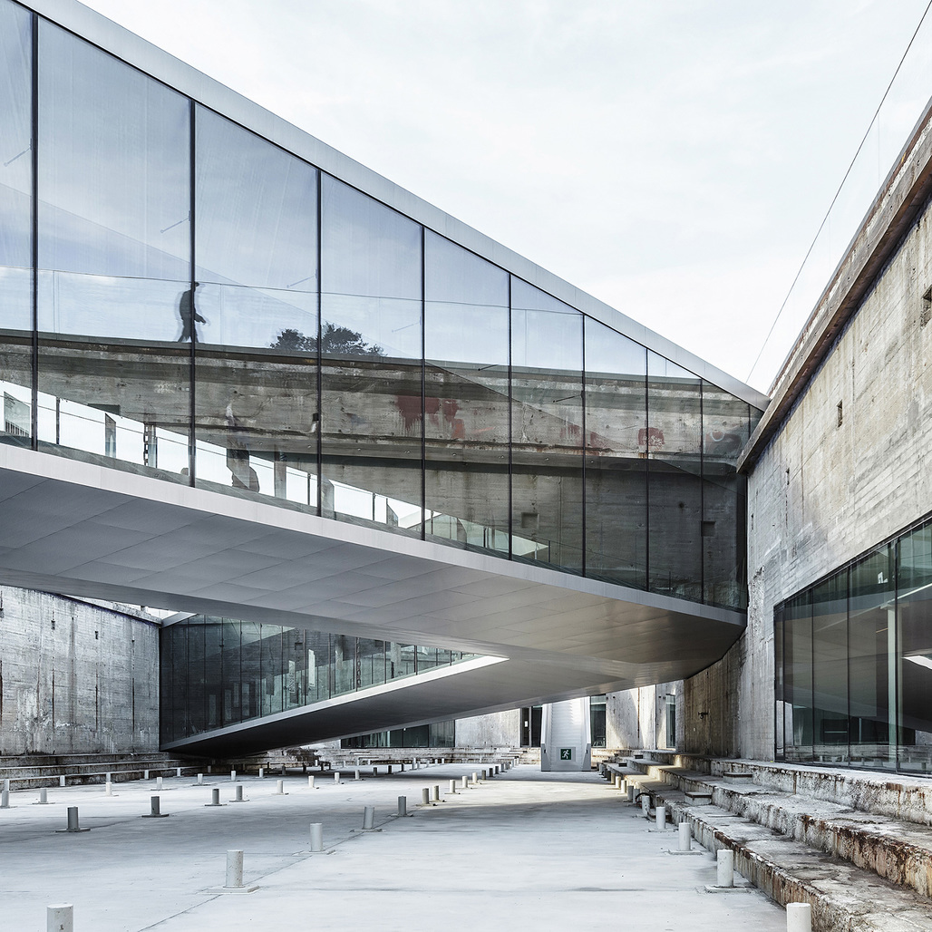 Completed Buildings - Culture: Danish Maritime Museum, Denmark, by BIG