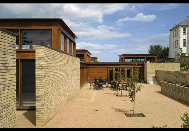 Alzheimers Respite Centre by Niall McLaughlin. Photo by Nick Kane. Image via architectsjournal.co.uk.