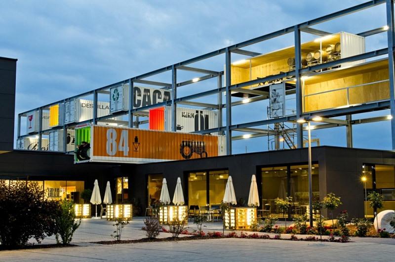 BWM Architekten & Partner: Genussregal Exhibition. (Image: BWM Architekten & Partner)