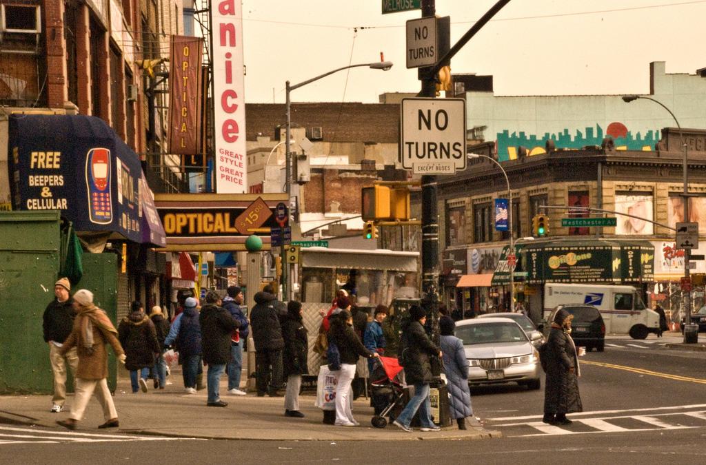 The Bronx in 2008. Photo: Phillip Capper/flickr.