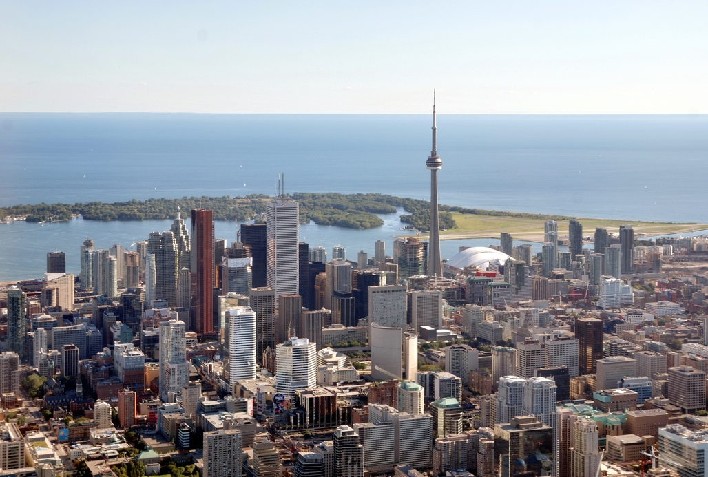 Once Rob Fords municipality amalgamated with Toronto, he was able to run for Mayor. Since, his controversial mayorship was derided as anti-urban, and amalgamation was faulted for his political moves, and for making him electable in the first place. Image of Toronto via wikipedia.