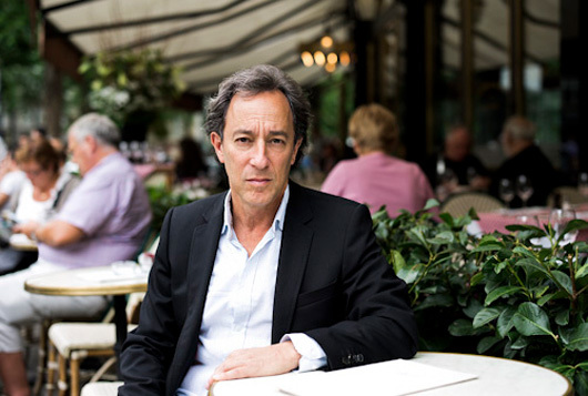 Michael Kimmelman (Photo: Thomas Struth)