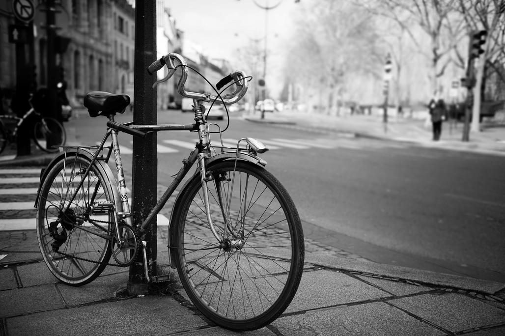 Ride on (photo by Dustin Gaffke via flickr)