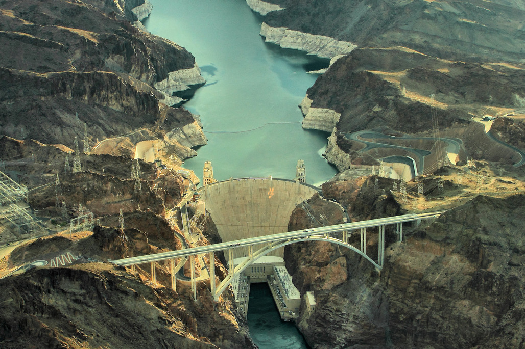 Draining the tap: imagine public projects, like the Hoover Dam, being privately funded (and owned). Image: Airwolfhound via flickr