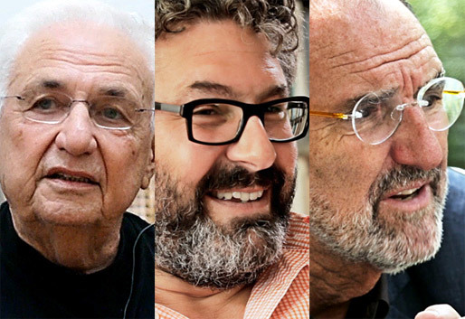 Frank Gehry, Greg Lynn and Thom Mayne will be leading expanded UCLA Architecture and Urban Design masters program at a new Los Angeles satellite location