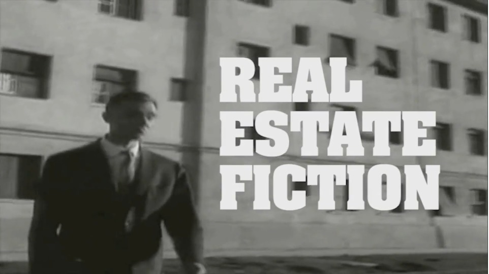 """Titular screenshot from """"Real Estate Fiction."""""""