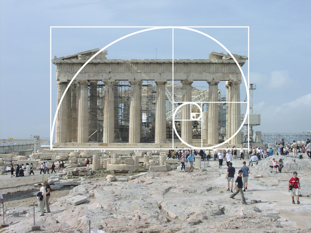 Photo of the Parthenon by Sébastien Bertrand on Flickr. Image via fastcodesign.com