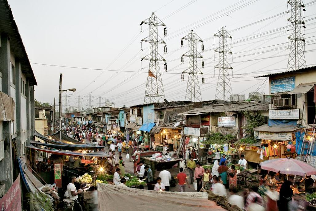 """The Design Museum Dharavi is the first museum ever built in a 'slum',"" the museum initiative proudly proclaims on its website. (Image via designmuseumdharavi.org)"