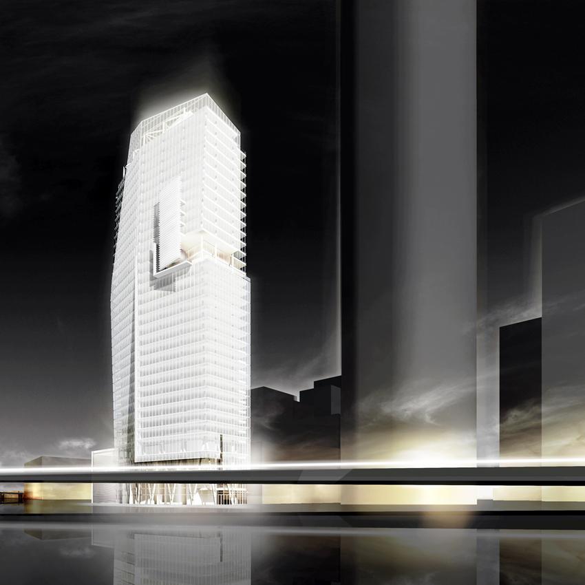 Mitikah Office Tower