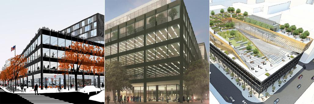 MLK Renovation Finalist Design Ideas