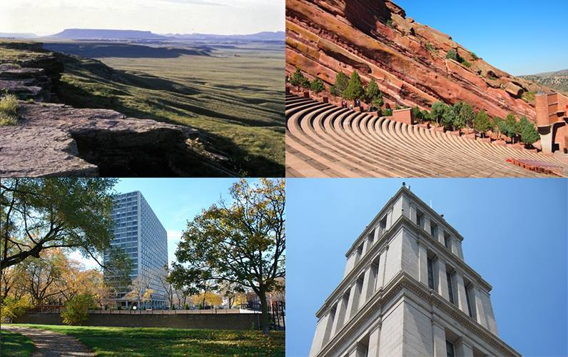 The U.S. National Park Service recently designated four new historic landmarks in Montana, Virginia, Michigan, and Colorado. (Image via NPSs Facebook)