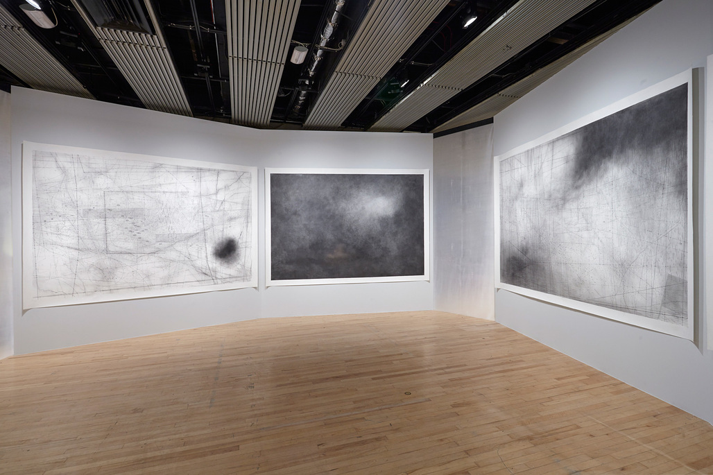 Installation view, MIRRORCITY, Hayward Gallery, London, 2014. Photo: Roger Wooldridge