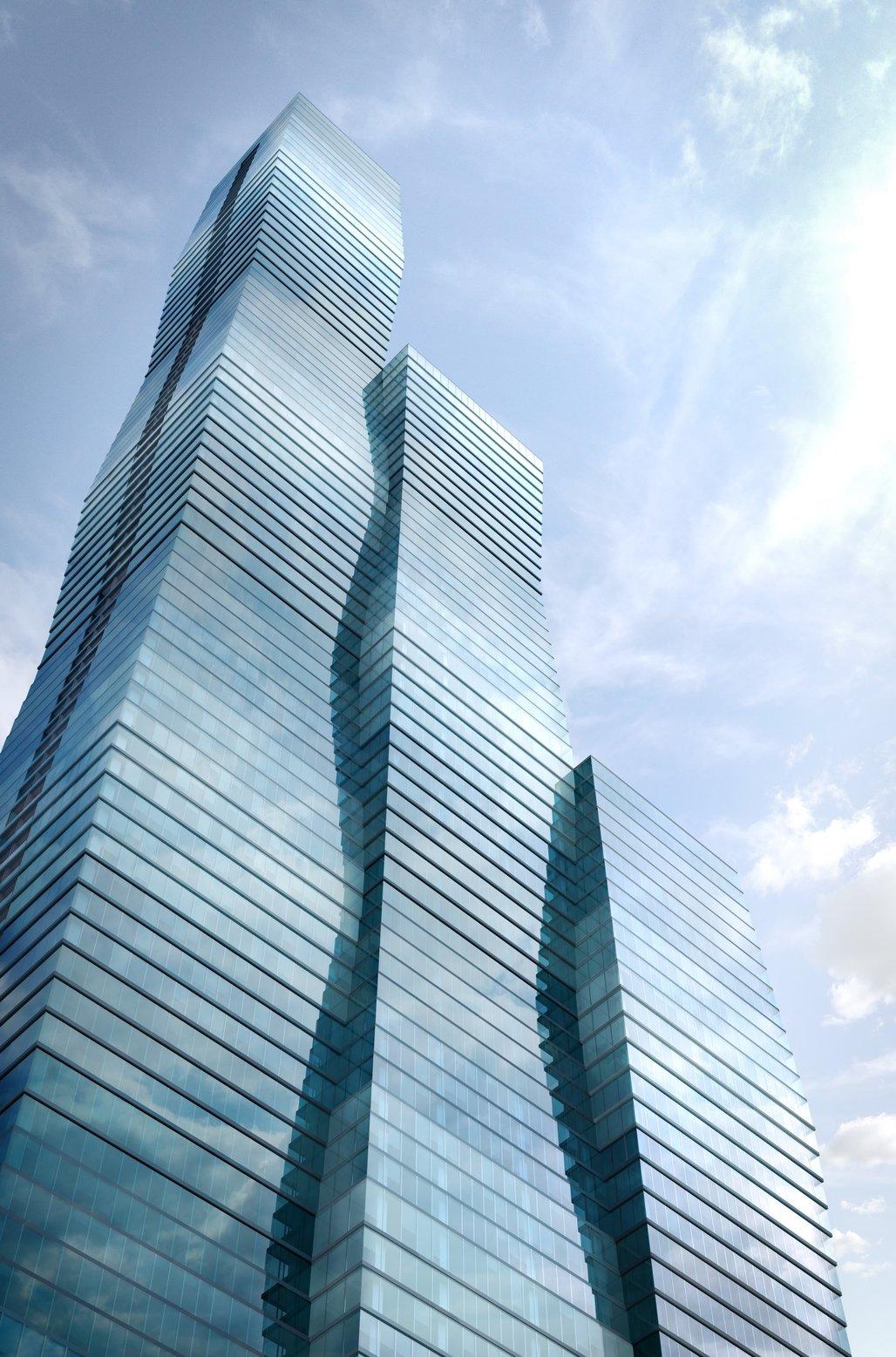 Vista Tower Image courtesy of Magellan Development Group