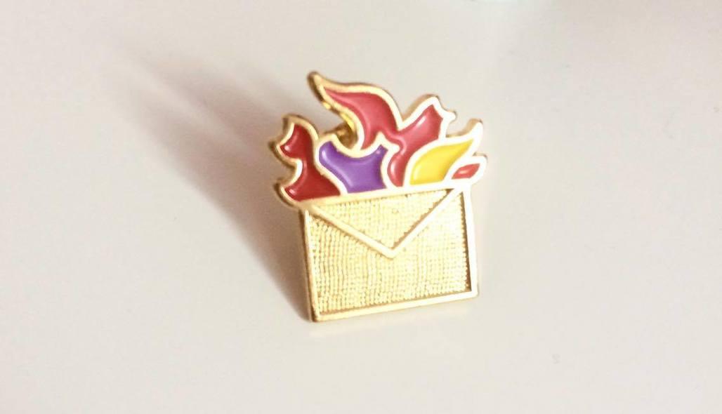Turncoats badge - image Eleanor Marshall