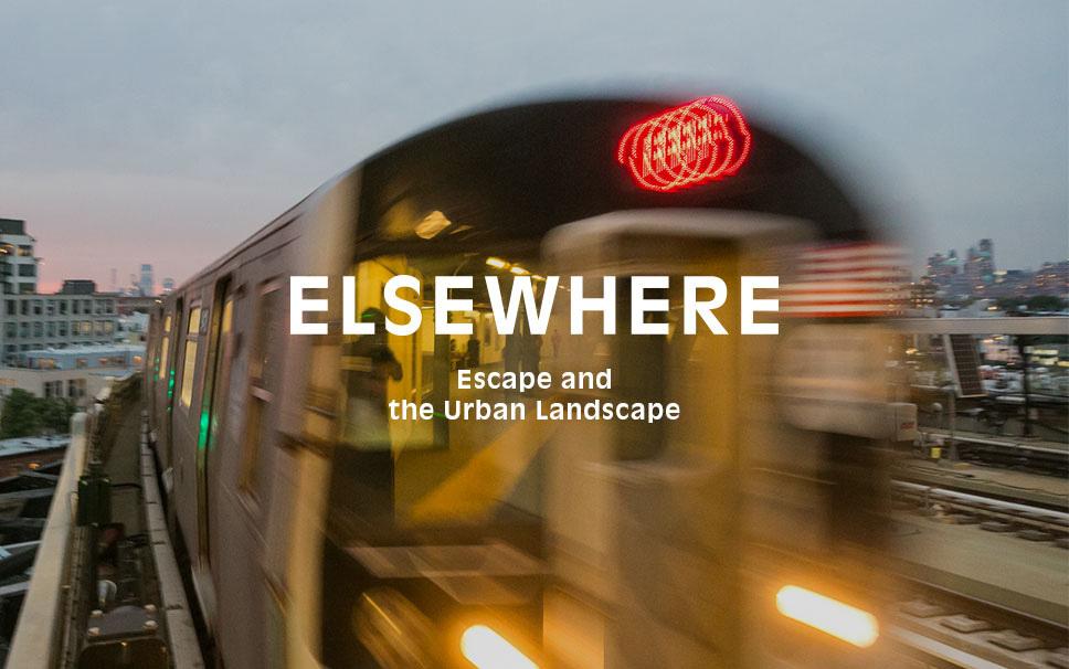"Van Alen Institutes ""Elsewhere: Escape and the Urban Landscape"" fall program returns to NYC Dec. 8-14. Photo: Cameron Blaylock"