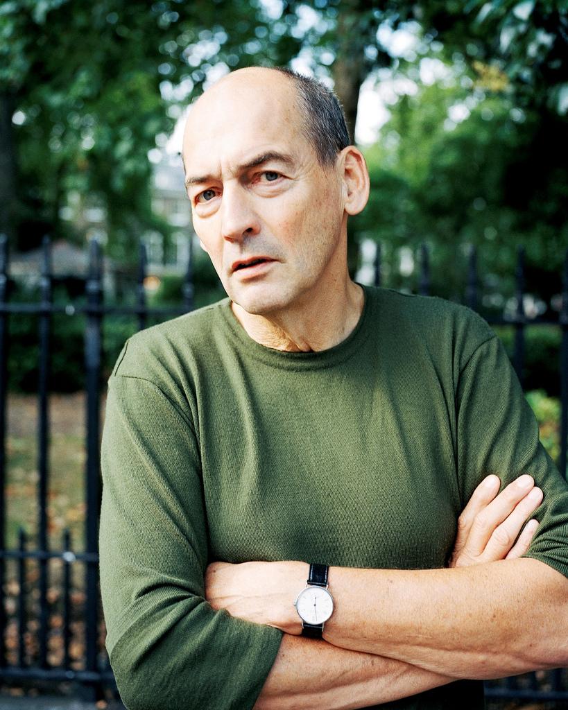Rem Koolhaas on Bedford Square in London, image via flickr/Forgemind ArchiMedia.