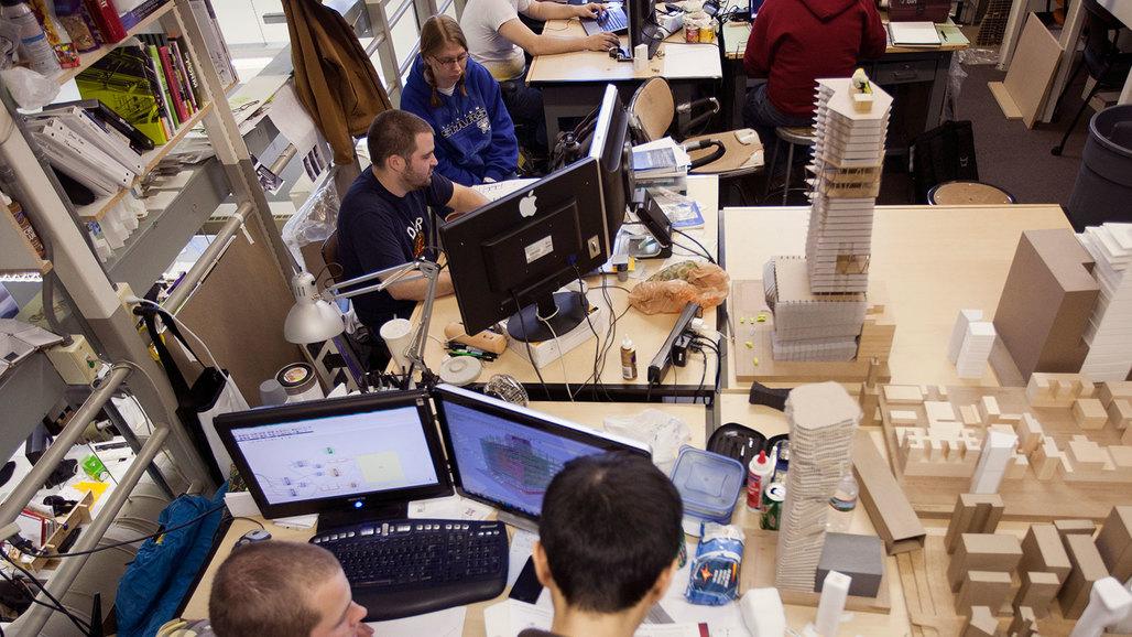 Image via UNL College of Architectures website.