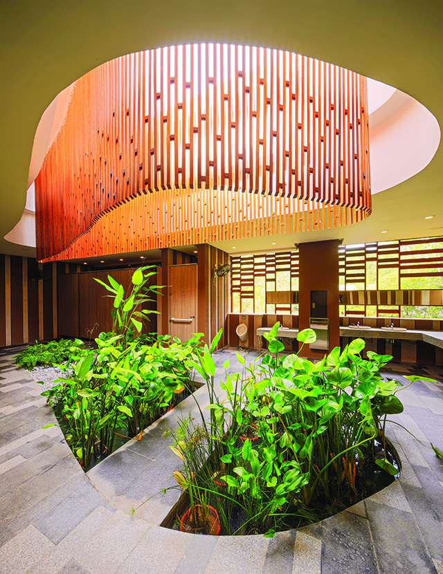 River Safari in Singapore by DP Architects Pte.Ltd