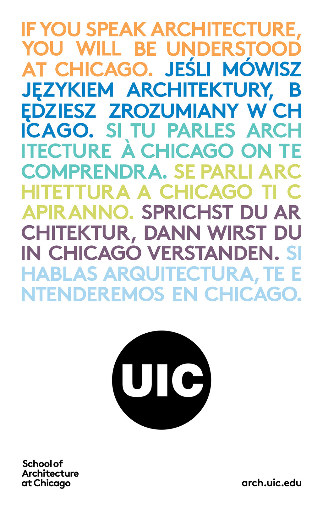 Courtesy of UIC School of Architecture.