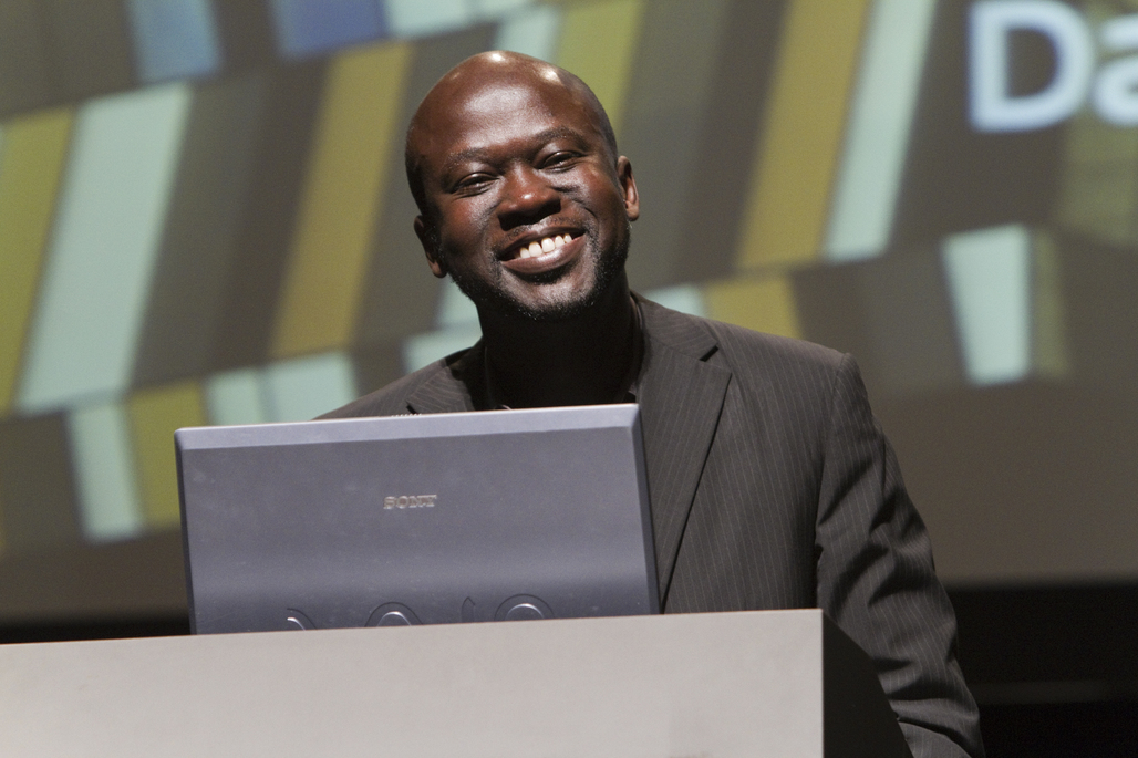 Sir David Adjaye. Image: Wexner Center via Flickr