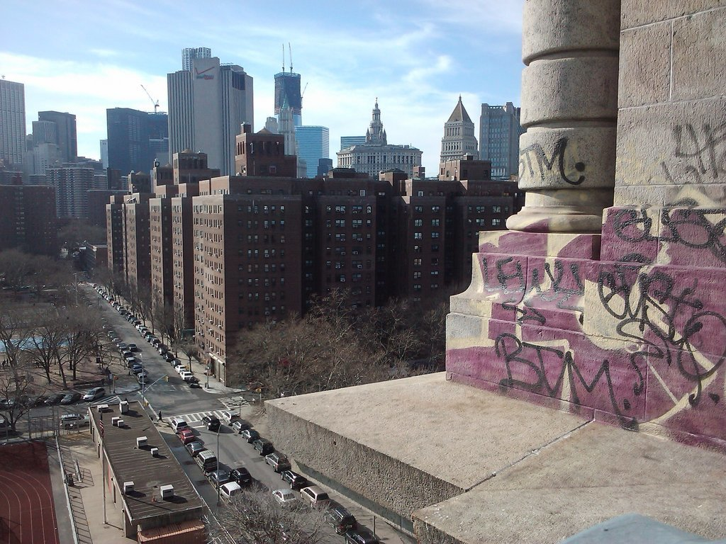 New York City's aging public housing stock is no match for the chronic housing crisis the city faces. Image via Wikipedia.