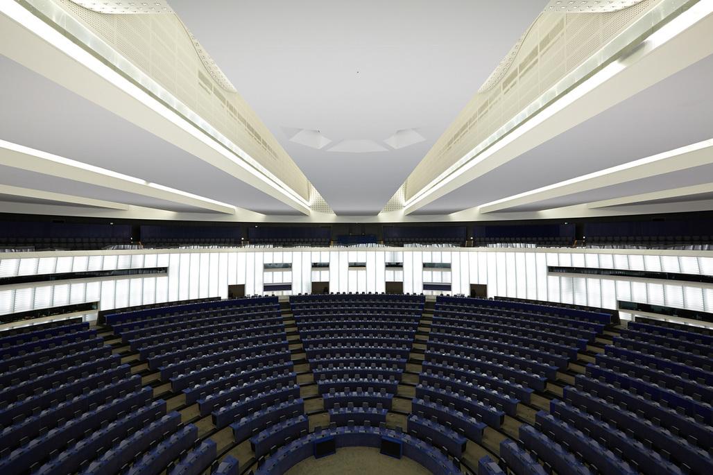 European Parliament, Strasbourg (XML, 2013)