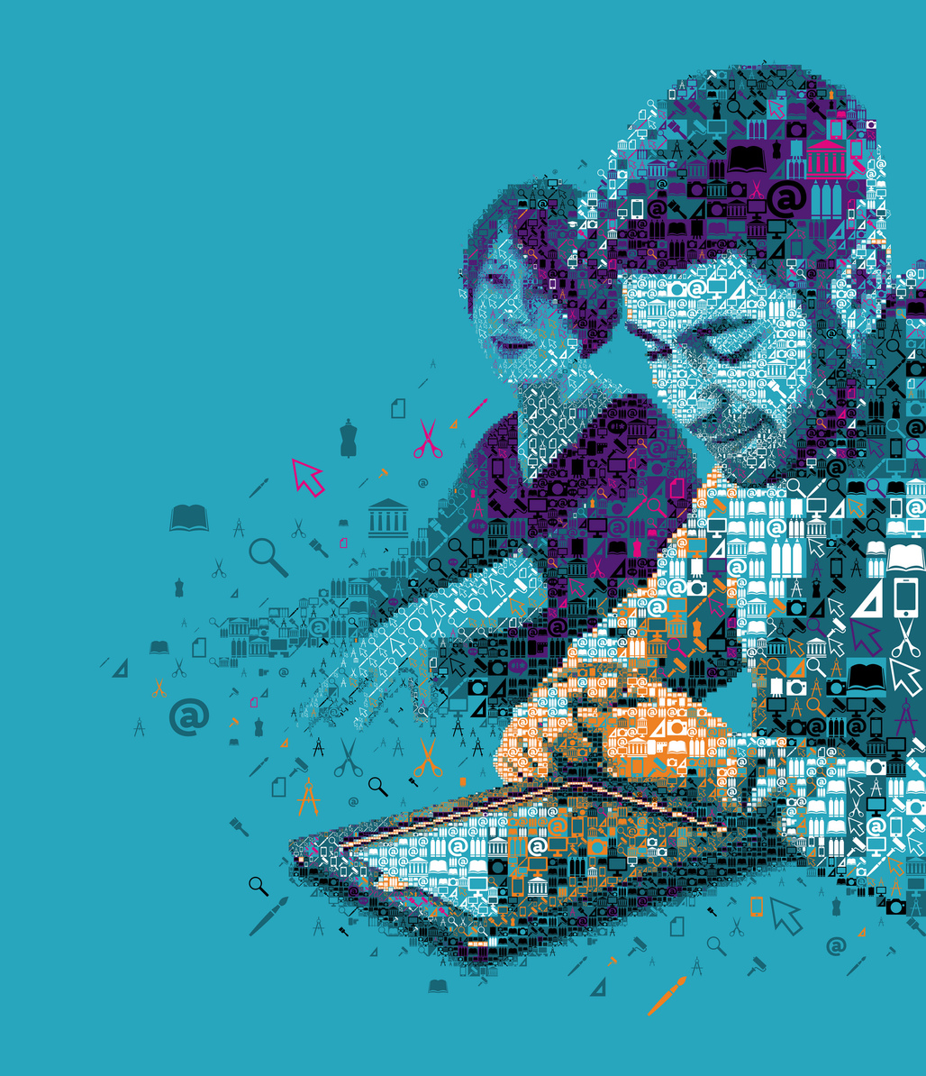 "Image: Charis Tsevis, ""VALUES+: A campaign for AKTO"" via Flickr"